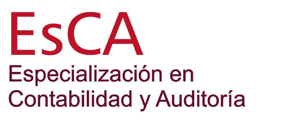 Especialización en Contabilidad y Auditoría